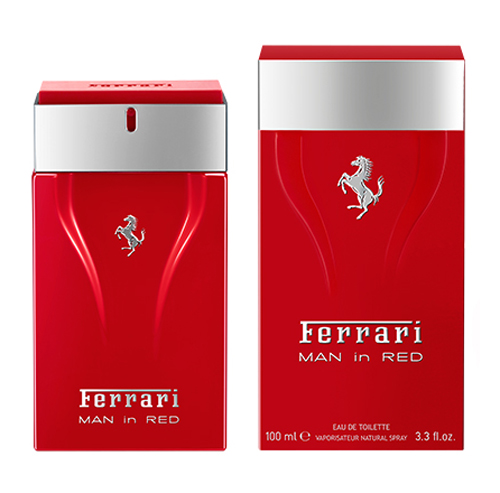 fd54a1721 Man in Red Ferrari cologne - a fragrance for men 2015