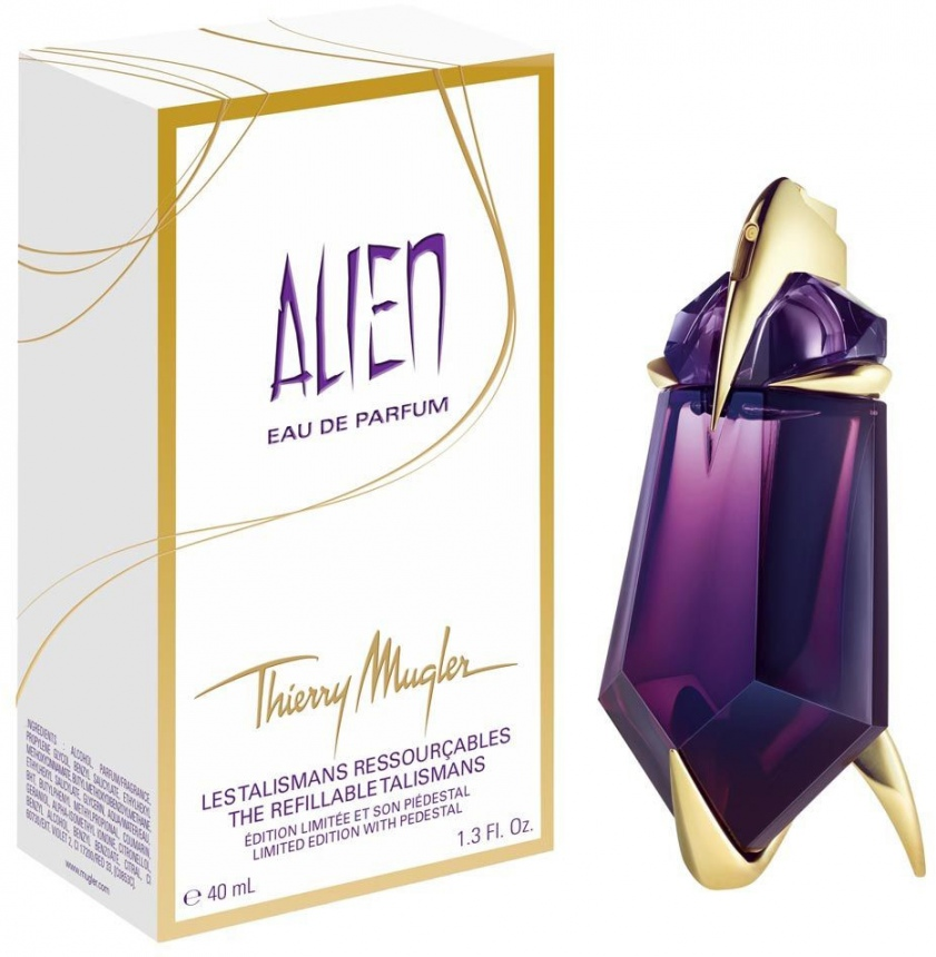 Alien édition Talisman Mugler Perfume A Fragrance For Women 2015