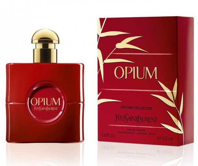 2015Yves Saint Edition Laurent For Women Rouge Opium Fatalcollector's P80wknOX