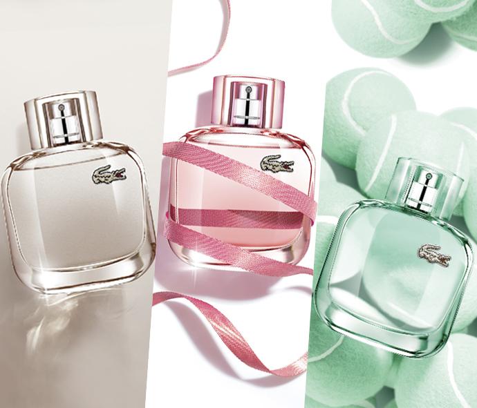 ... Eau de Lacoste L.12.12 Pour Elle Elegant Lacoste Fragrances Feminino  Imagens ... d20dc627fa