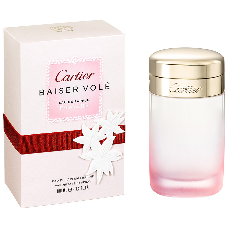 4bb76323edf Baiser Volé Eau de Parfum Fraîche Cartier perfume - a fragrância ...