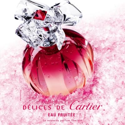 88c115d4dc9 Delices de Cartier Eau Fruitee Cartier perfume - a fragrância ...