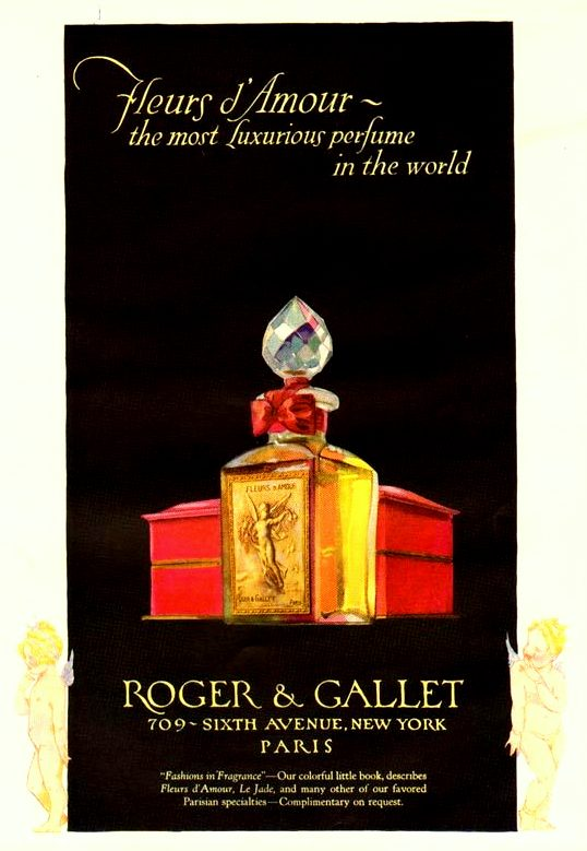 Fleurs D Amour Roger Amp Gallet Perfume A Fragrance For Women 1902