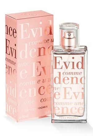 Comme Une évidence Eau De Parfum Limited Edition Yves Rocher Perfume