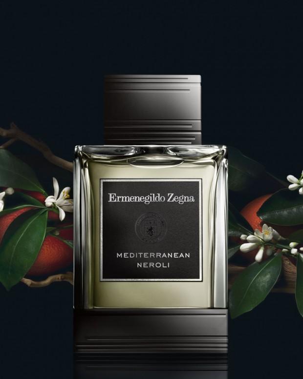 276602d769de7 Mediterranean Neroli Ermenegildo Zegna - una fragranza da uomo 2015