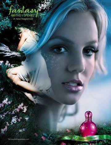 Fantasy Britney Spears perfume - a fragrance for women 2005