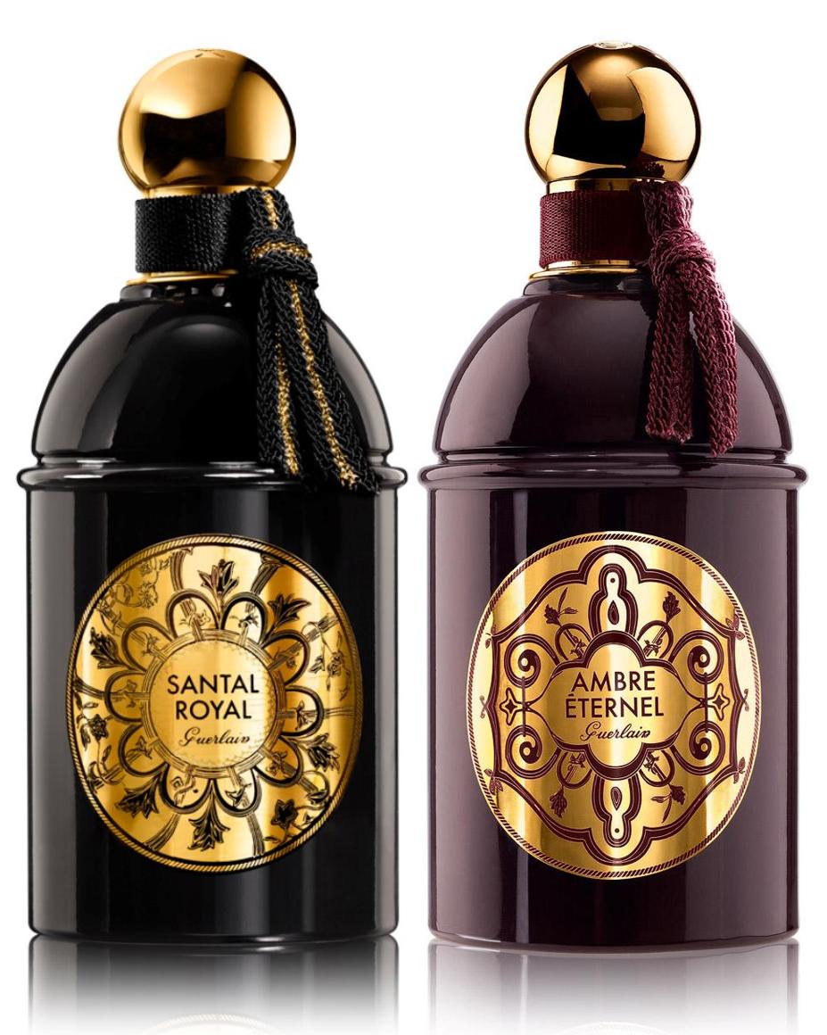 Les Absolus Dorient Ambre Eternel Guerlain аромат аромат для