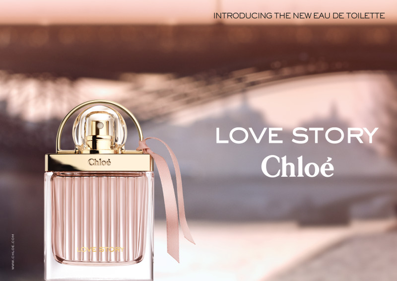 6337f86ffe87d Love Story Eau de Toilette Chloé perfume - a fragrância Feminino 2016