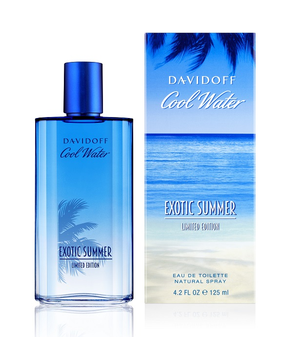 4a64497ba16 Cool Water Exotic Summer Davidoff cologne - a fragrance for men 2016