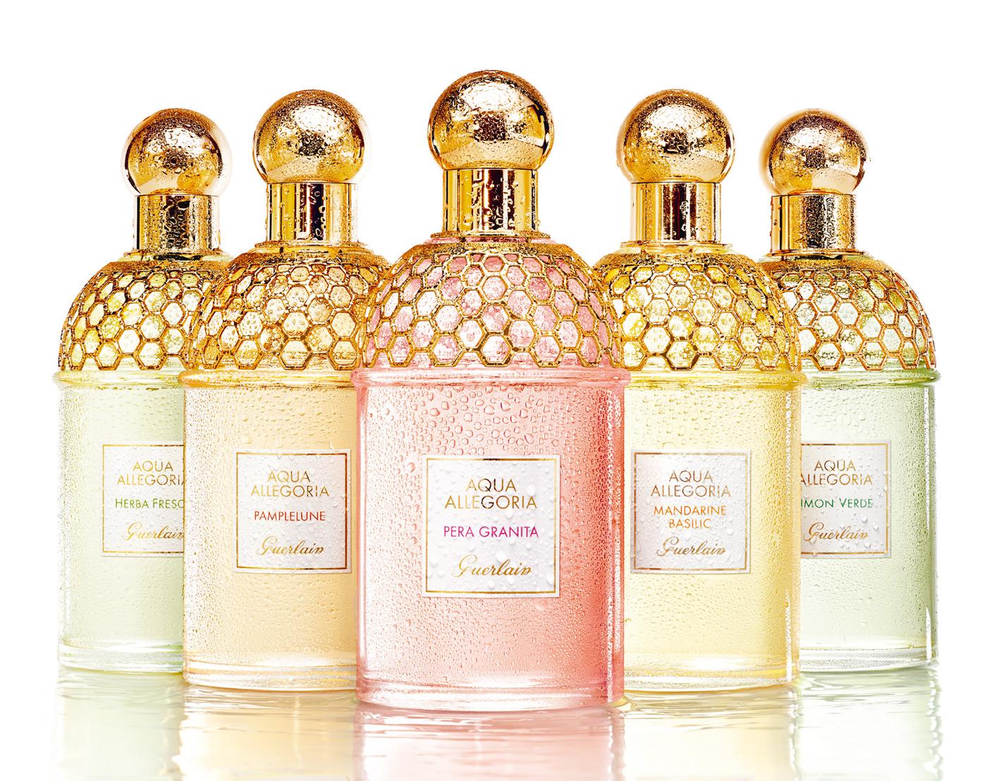 Aqua Allegoria Pera Granita Guerlain Perfume A Fragrance For Women