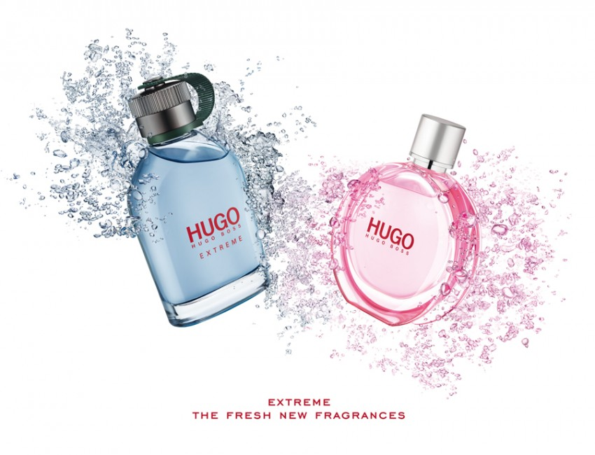 3bf273f8c03260 Hugo Woman Extreme Hugo Boss perfume - a fragrance for women 2016