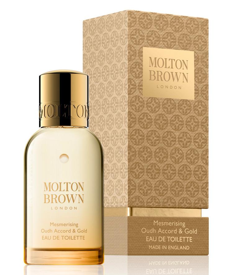 mesmerising oudh accord gold molton brown parfum ein es parfum f r frauen und m nner 2015. Black Bedroom Furniture Sets. Home Design Ideas