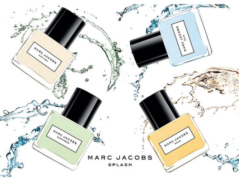 Marc Jacobs Cotton Splash 2016 Marc Jacobs for women and men Pictures ... 4f7464f8b4
