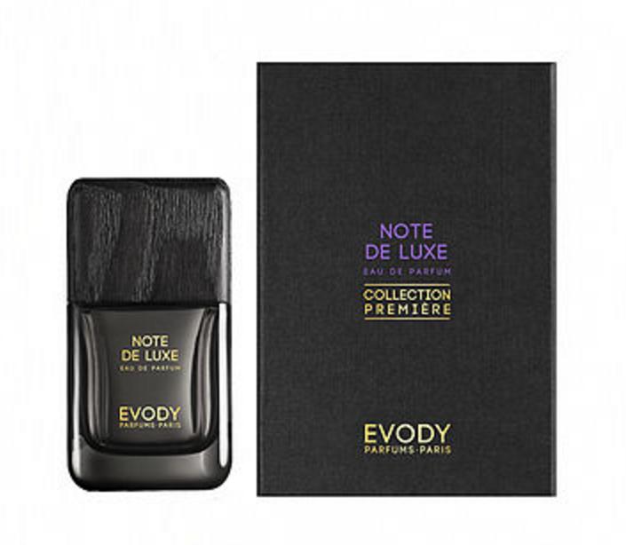 note de luxe evody parfums parfum un parfum pour homme et femme 2015. Black Bedroom Furniture Sets. Home Design Ideas