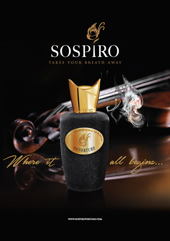 Ouverture Sospiro Perfumes Perfume A Fragrance For Women And Men 2016