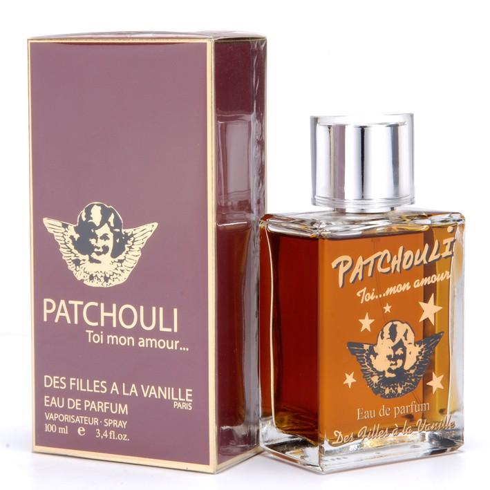Patchouli Toi Mon Amour Des Filles A La Vanille Perfume