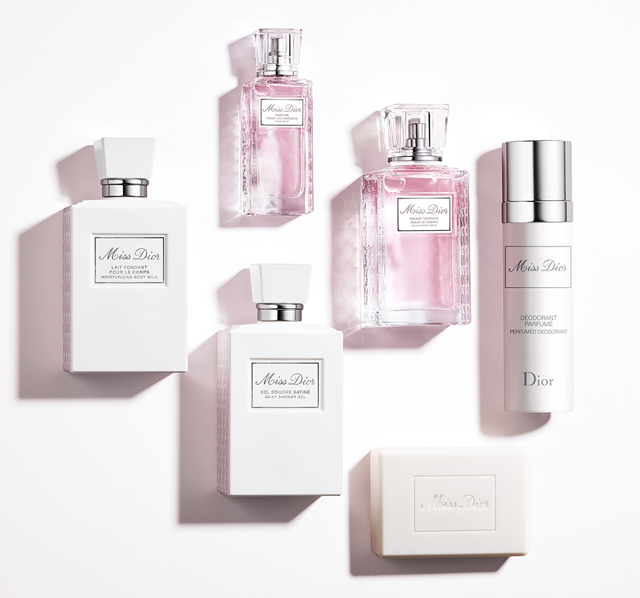 Miss Dior Brume Soyeuse Pour Le Corps Christian Dior Perfume A