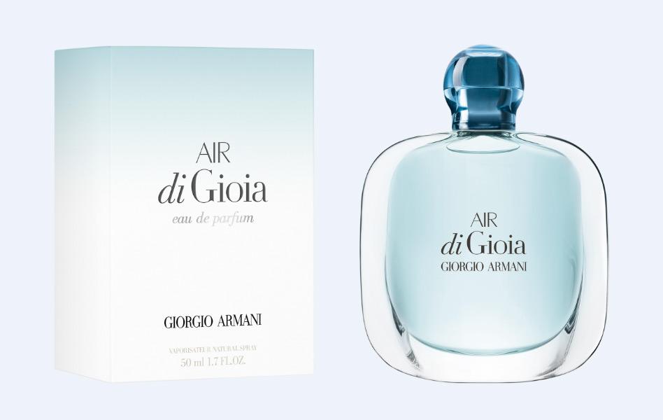Acqua di Gio de Giorgio Armani para mujer Eau De Toilette