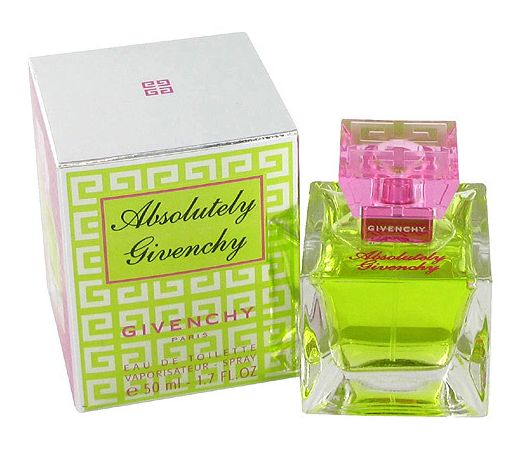 Absolutely Givenchy Givenchy Perfume A Fragrance For Women 2006