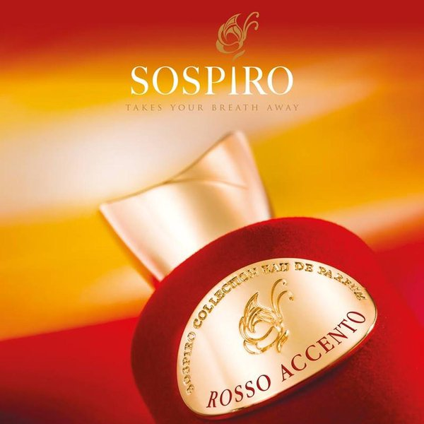 Rosso Accento Sospiro Perfumes Perfume A Fragrance For Women And