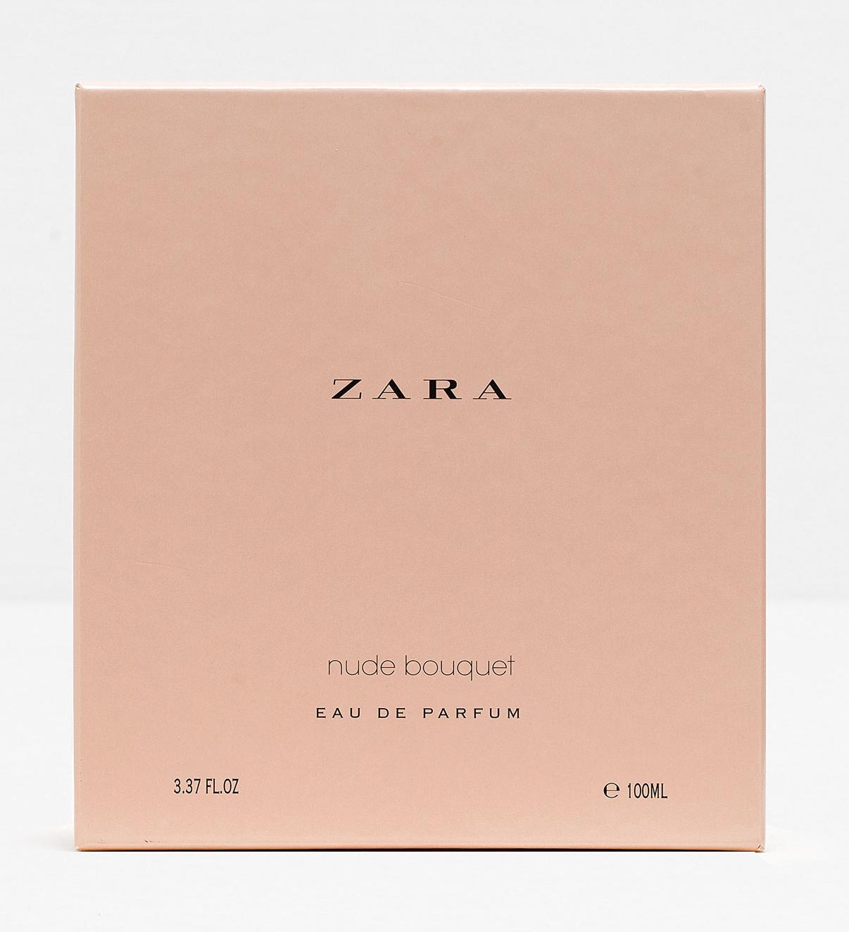 Pour Bouquet Femme Un 2016 Nude Parfum Zara BxorCQdWe