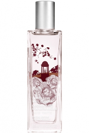 ... English Dawn White Gardenia The Body Shop for women Pictures
