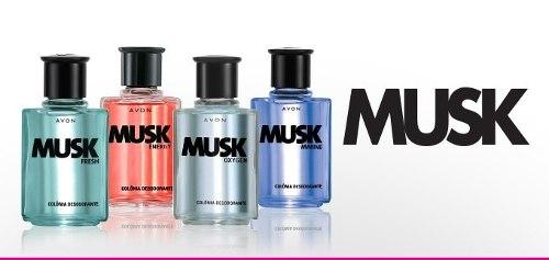Musk Marine Avon Cologne A Fragrance For Men 2012