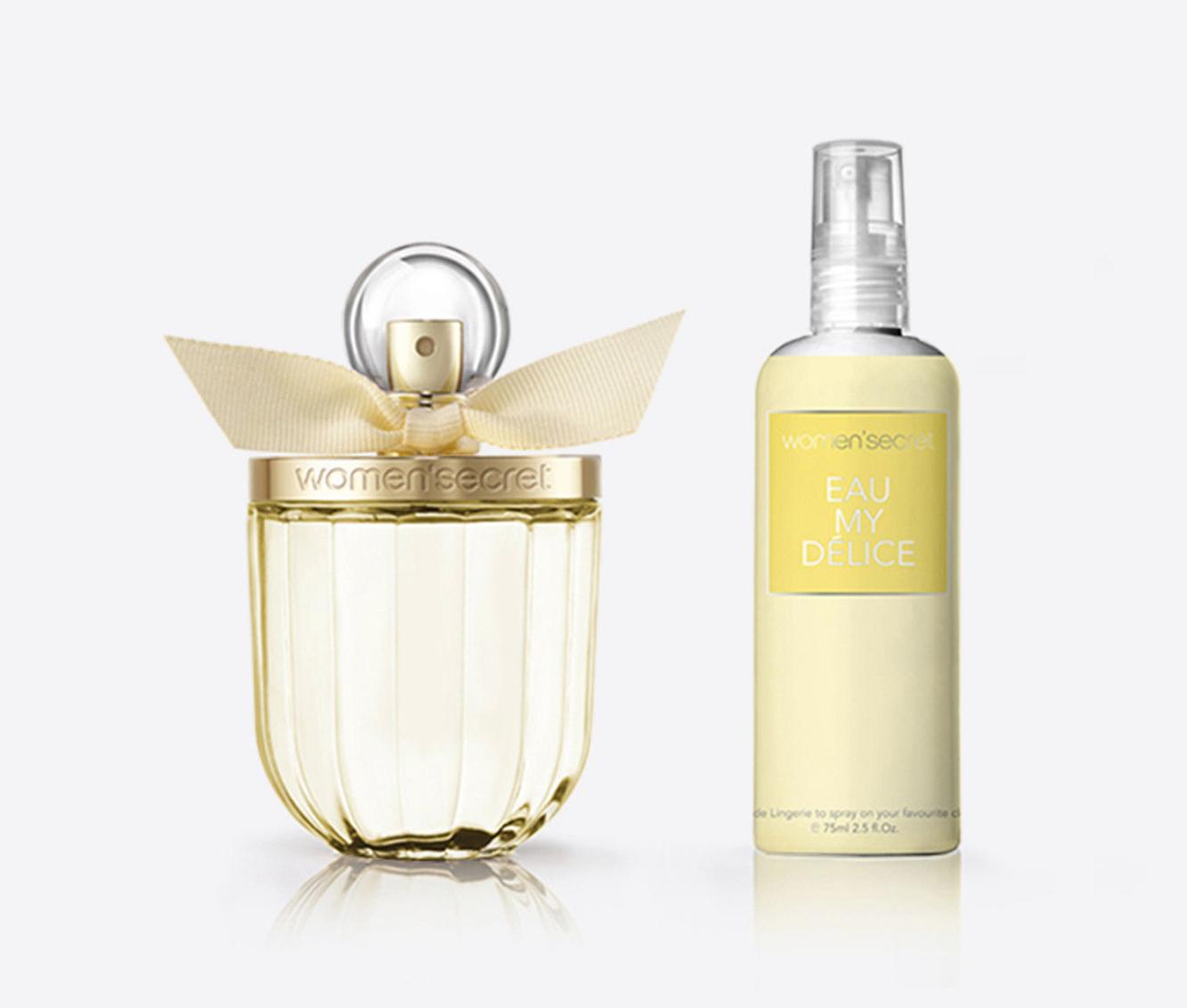 d9e2a5c39 Eau My Delice Women Secret perfume - a fragrância Feminino 2016