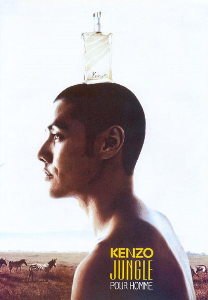 Kenzo Jungle Homme Kenzo Colonie Un Parfum De Barbati 1998