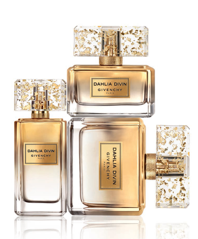 Givenchy Dahlia Nectar De Parfum Divin Le Feminino 9IDH2E