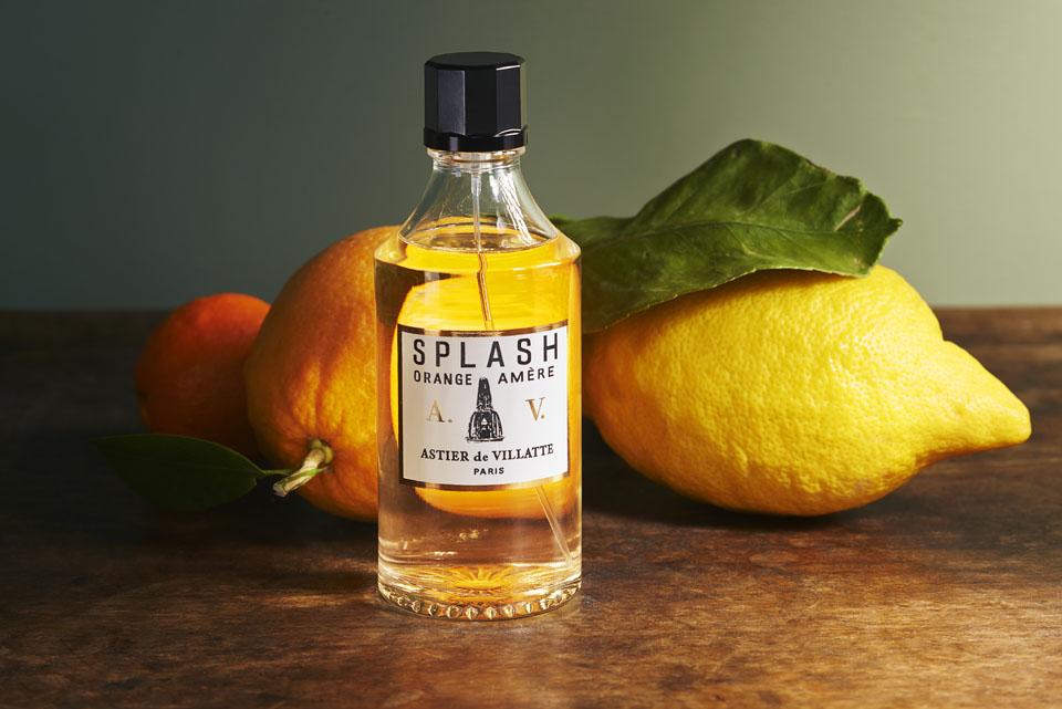 Parfum Pour Orange Un Splash Astier Villatte Homme Amére De 80vmwNn