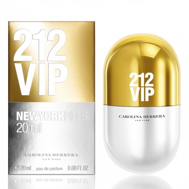 ce7227e73 212 VIP Pills Carolina Herrera perfume - a fragrance for women 2016