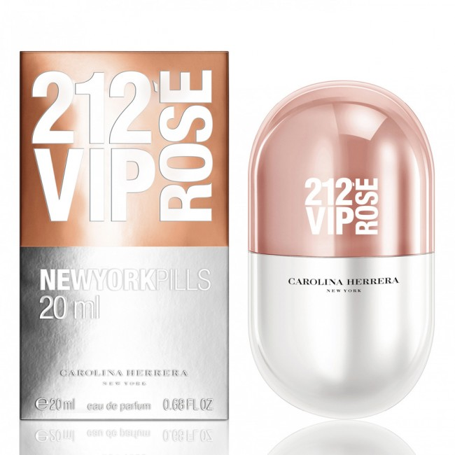 a86b0dc98d 212 VIP Rose Pills Carolina Herrera perfume - a fragrance for women 2016