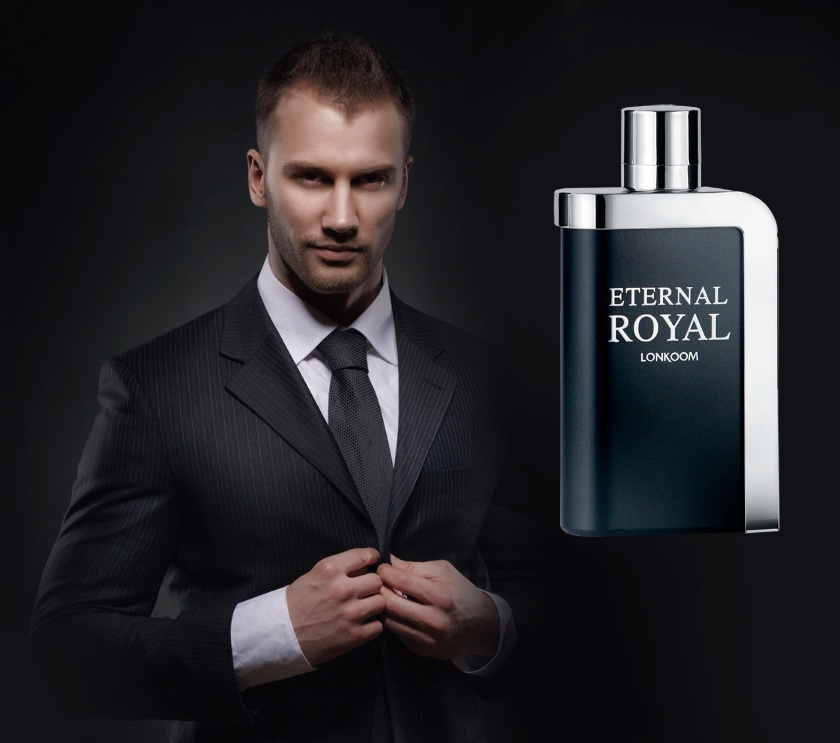 2015 Homme Lonkoom Royal Cologne Parfum Un Eternal Pour iuOPXkZT