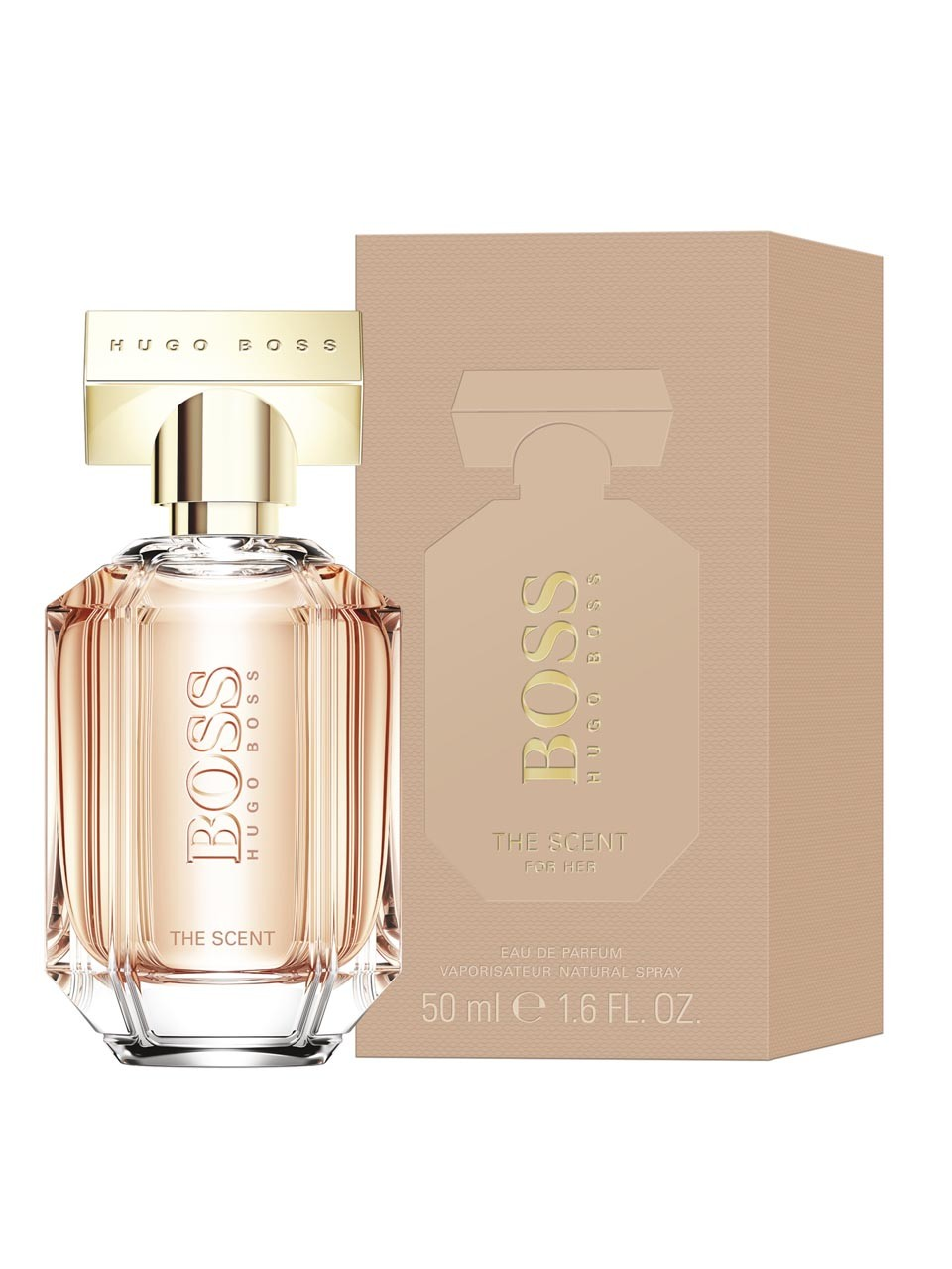 f4c5957f385e6 Boss The Scent For Her Hugo Boss perfumy - to perfumy dla kobiet 2016