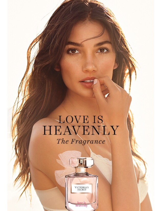 15c6355d3cf Love is Heavenly (2016) Victoria s Secret perfume - a fragrance for ...