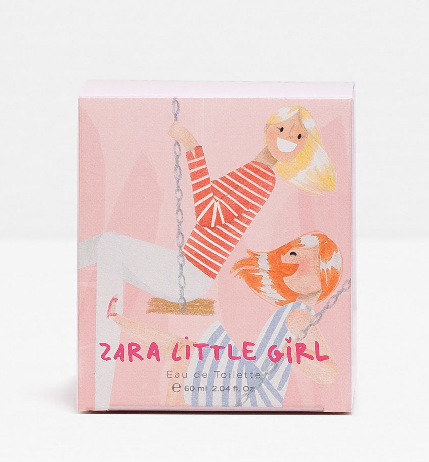 efea7c8ae4afa Zara Little Girl Zara perfume - a fragrance for women