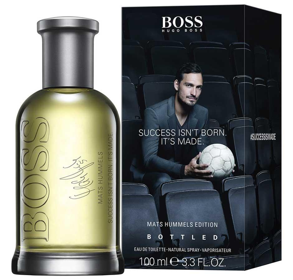 Boss Bottled Unlimited Mats Hummels Edition Hugo Boss одеколон