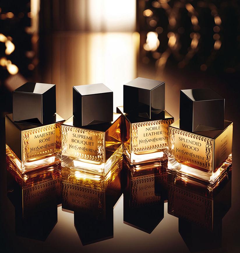 45da35b0e69 Exquisite Musk Yves Saint Laurent perfume - a fragrance for women ...