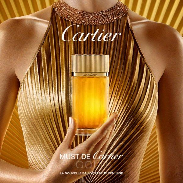 Must De Cartier Gold Cartier аромат аромат для женщин 2015