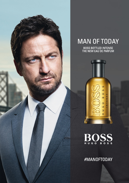 Boss Bottled Intense Eau De Parfum Hugo Boss одеколон аромат для