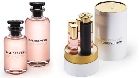 Rose Des Vents Louis Vuitton Perfume A Fragrance For