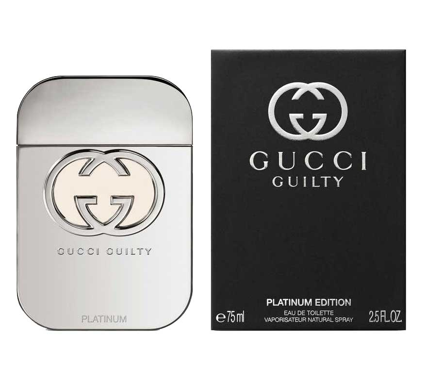 Gucci Guilty Platinum Gucci perfume - a fragrance for women 2016 1b04ad5e9c9