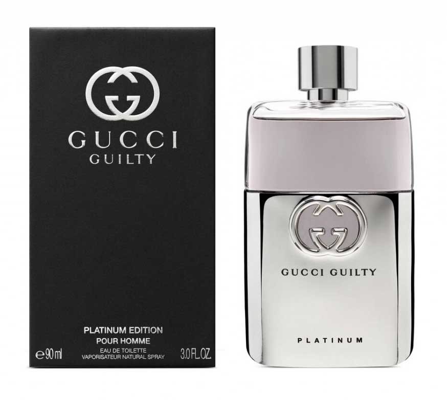 e642d140c Gucci Guilty Pour Homme Platinum Gucci cologne - a fragrance for men ...