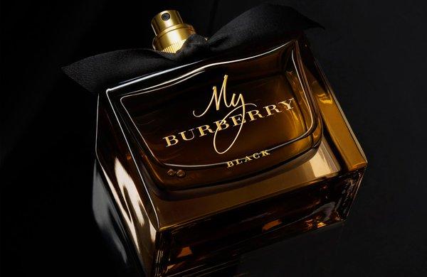 My Burberry Mujeres Black Para QhCxsrdt