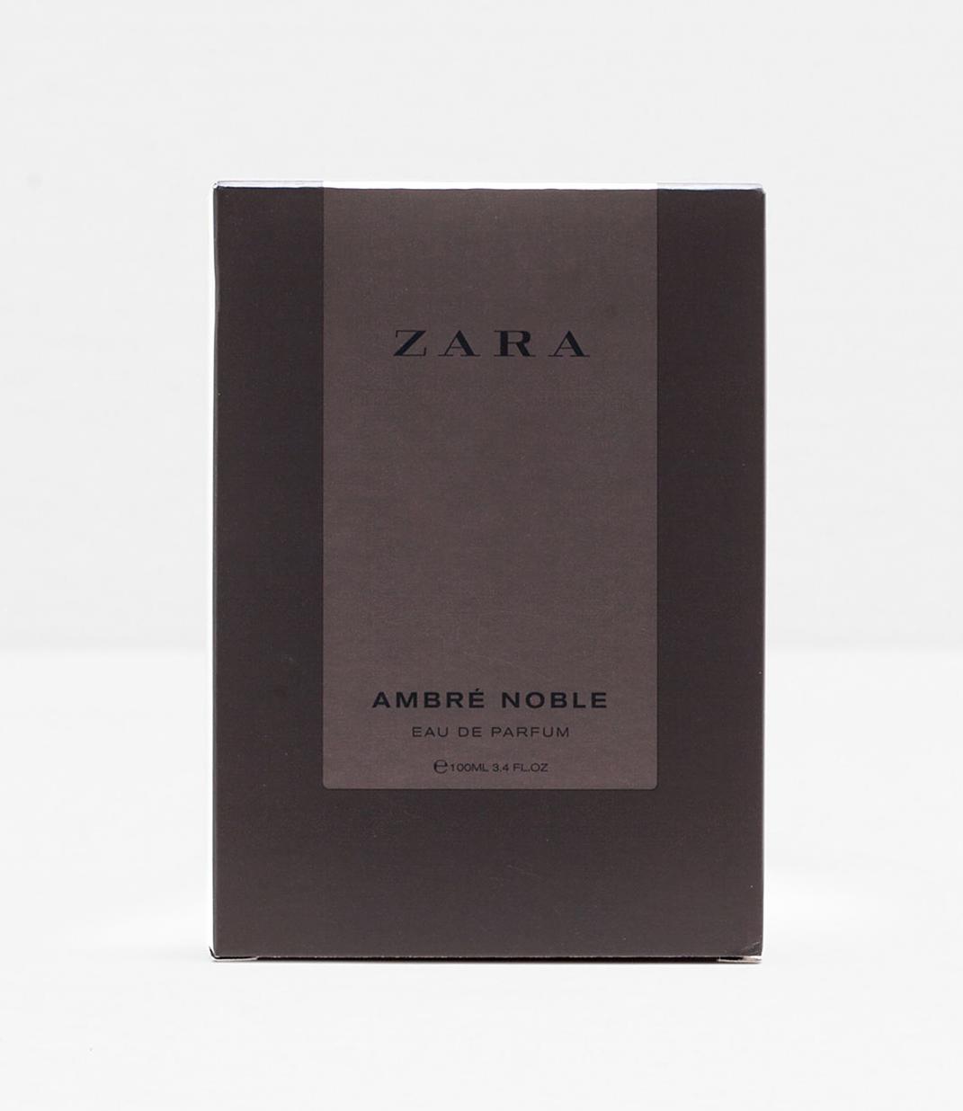 Un Parfum Zara Homme Ambre Cologne Noble Pour 2016 roBCeWxd