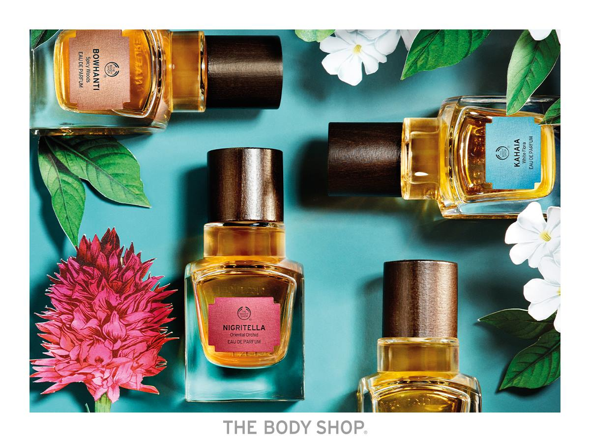 c833ad46a Kahaia The Body Shop perfume - a fragrance for women and men 2016