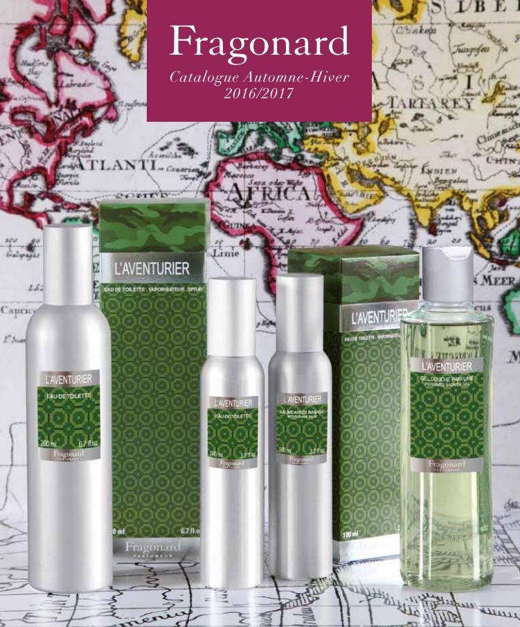 Laventurier Fragonard Cologne Un Parfum Pour Homme 2016