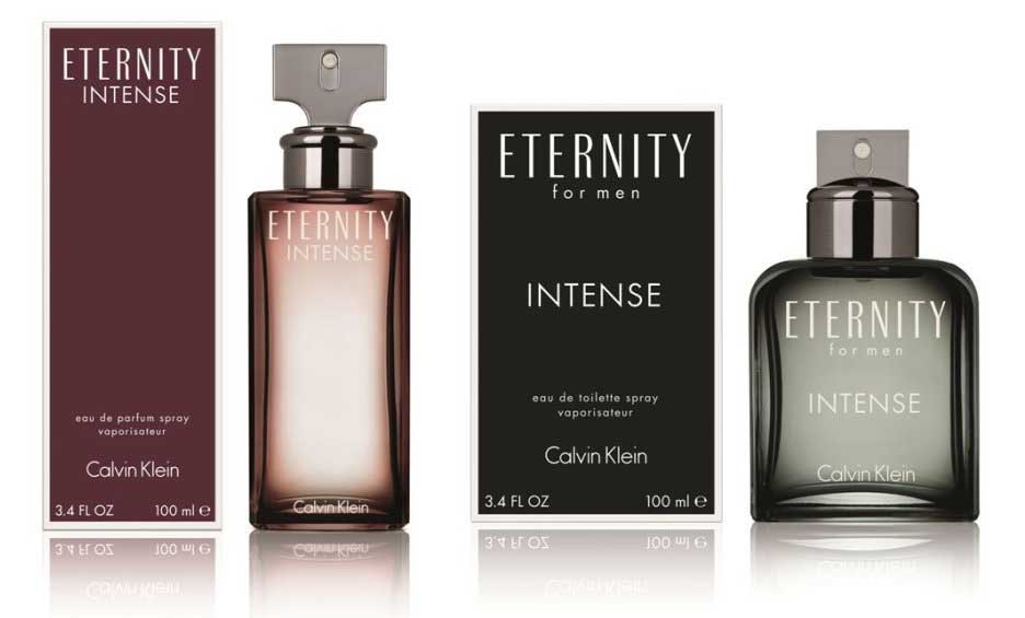 Eternity Intense Calvin Klein для женщин