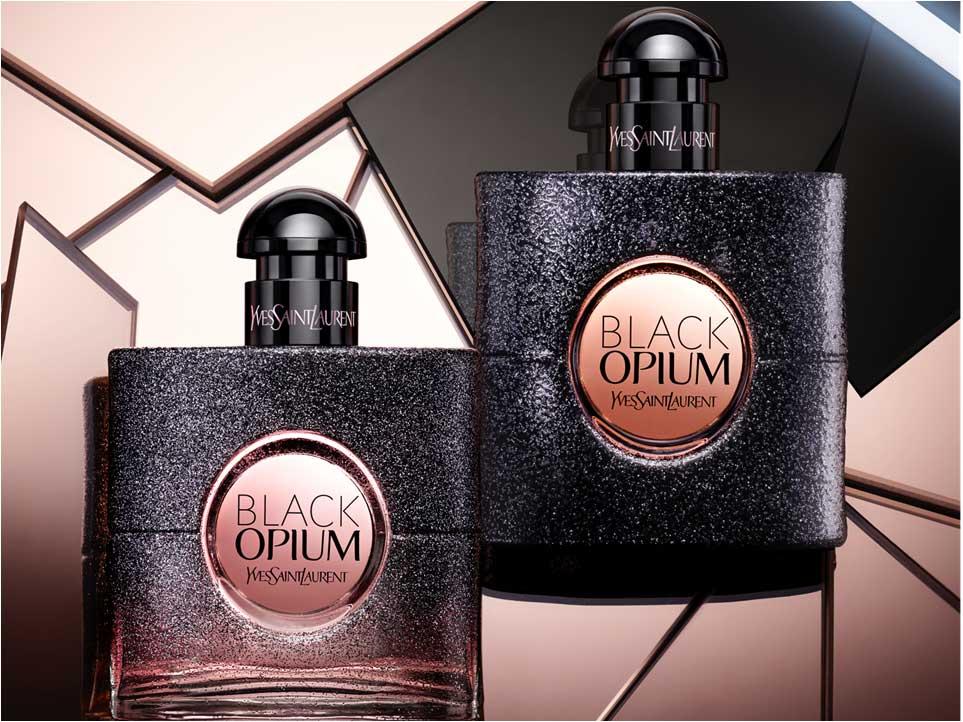 e3dfe1b7da7f ... Black Opium Floral Shock Yves Saint Laurent dla kobiet Zdjęcia ...
